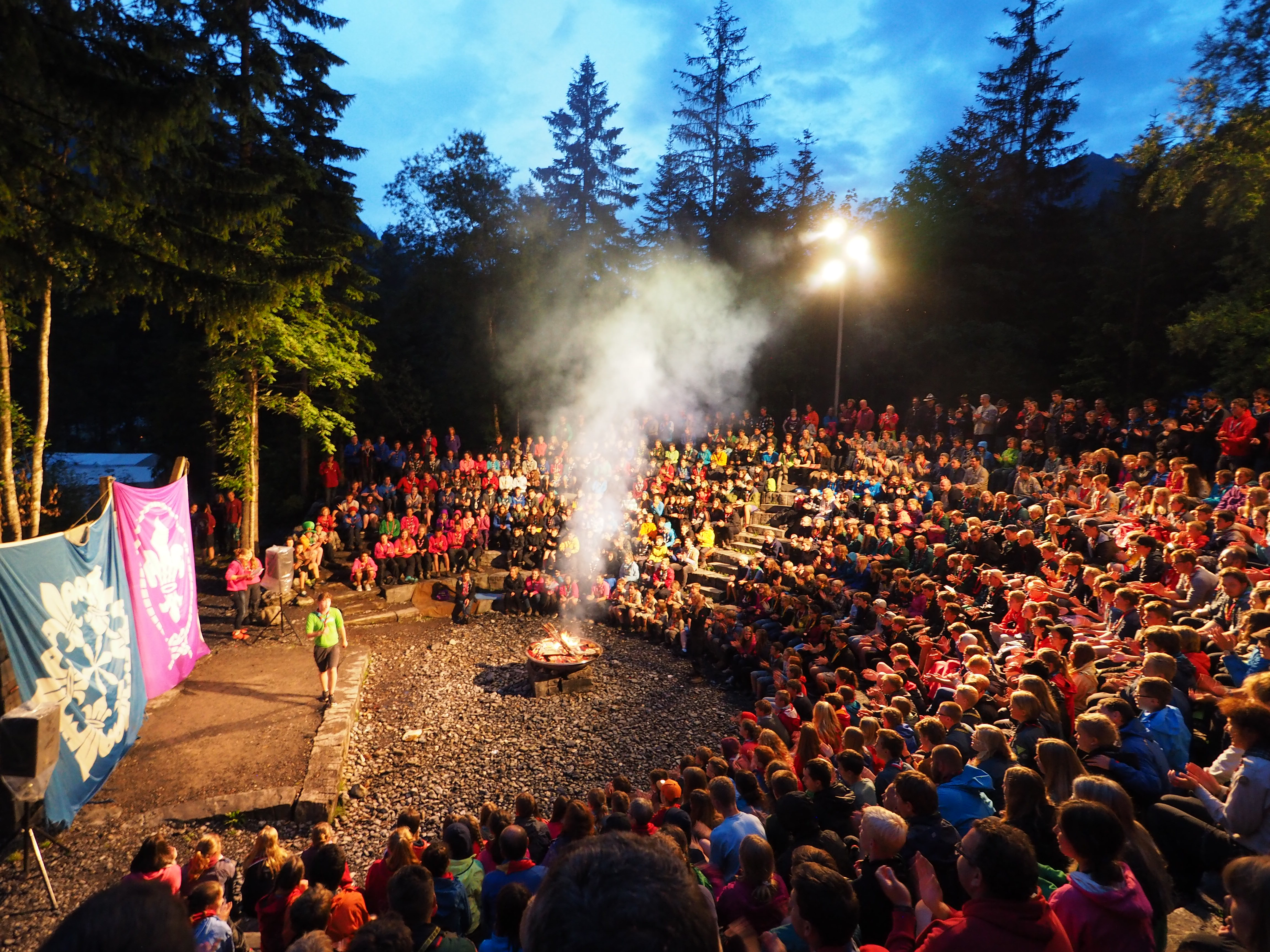 Sommerfahrt 2016 - Campfire-Abend
