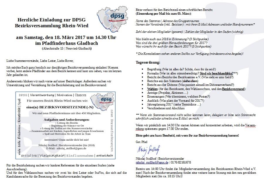 Bezirksversammlung2017_Einladung