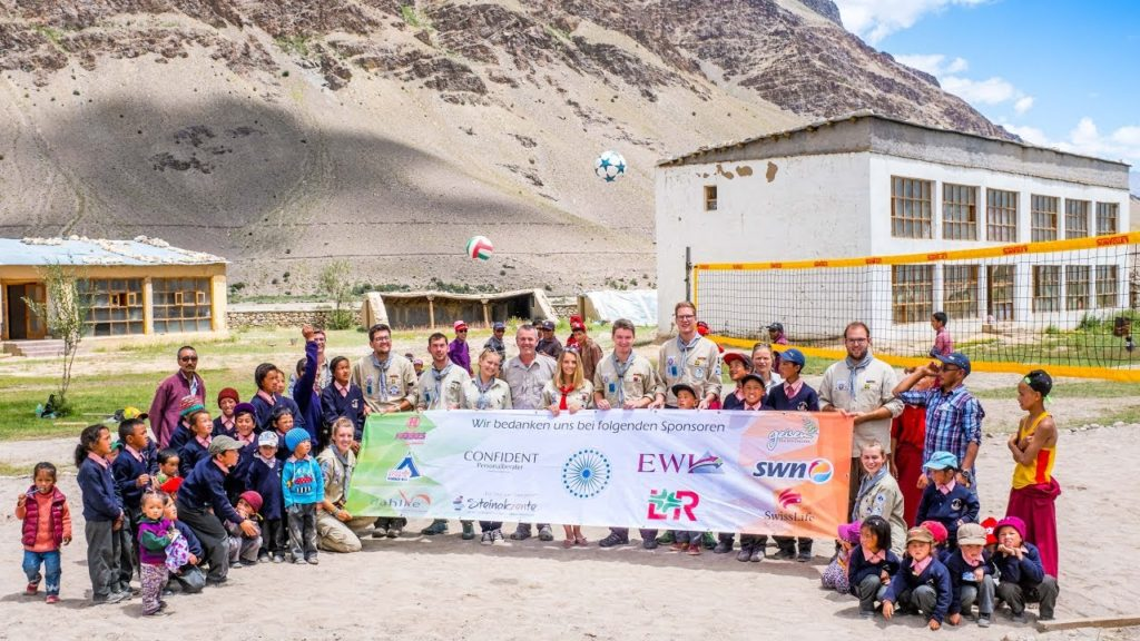 Indien-Projekt / DiVers 2017 / Rover Survival 2